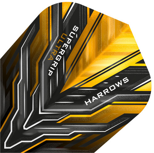 HARROWS Supergrip Ultra Flight Sunset Gold