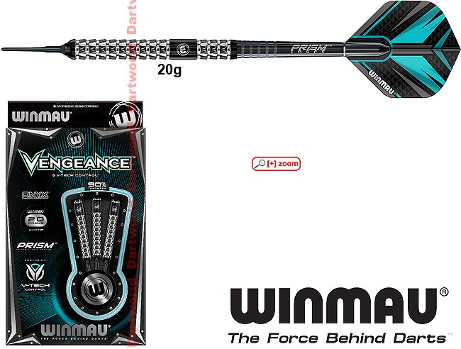 WINMAU Vengeance 90%