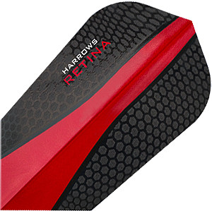 HARROWS Retina Slim red