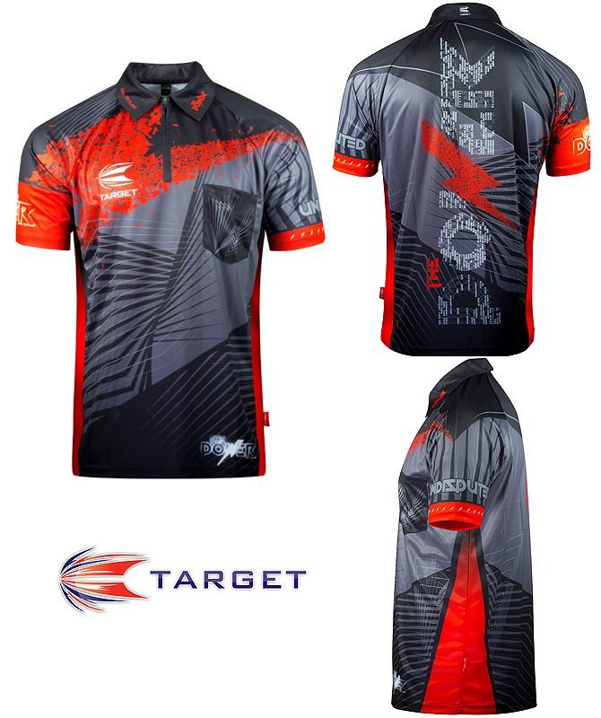 TARGET Coolplay Phil Taylor 2018 Shirt