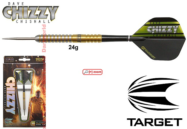 TARGET Dave Chisnall Chizzy Gold