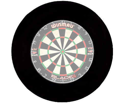Board Surround black für WINMAU, ONE80 Boards