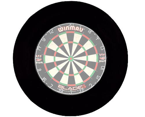 Board Surround black für WINMAU/ONE80 Boards