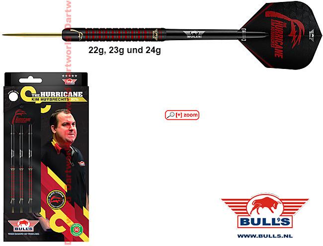 BULLS NL Kim Huybrechts Black Titanium