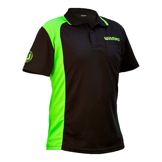 WINMAU Wincool 2 Dartshirt green