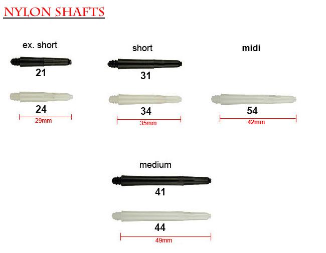 Nylon Shafts