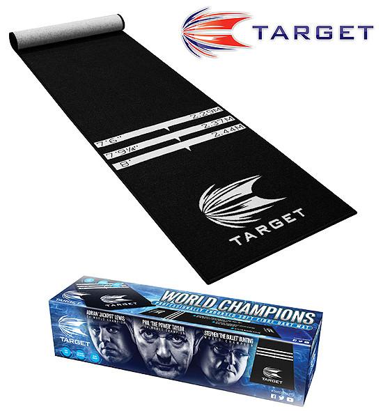 TARGET World Champions Dart Mat