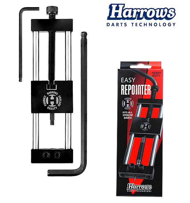 HARROWS Easy Re-pointer