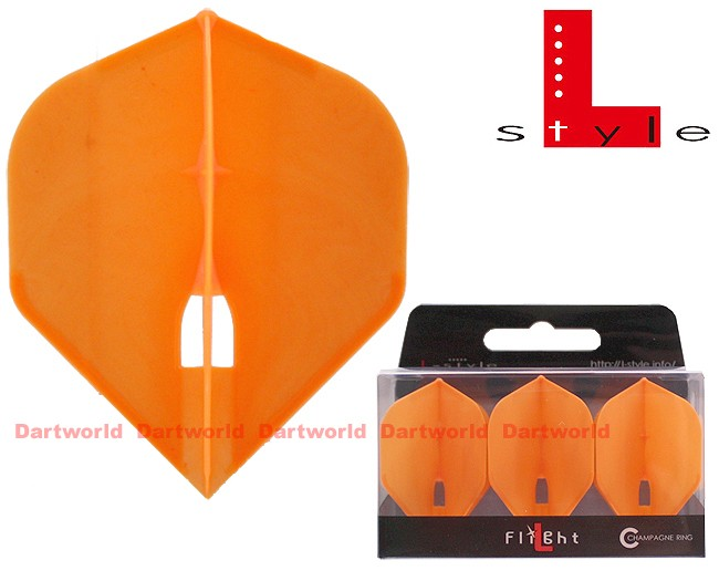 L-STYLE L1 PRO Standard Orange
