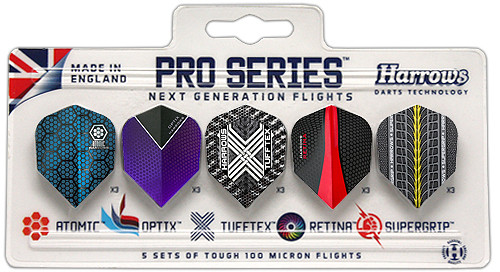 HARROWS Pro Series Flights