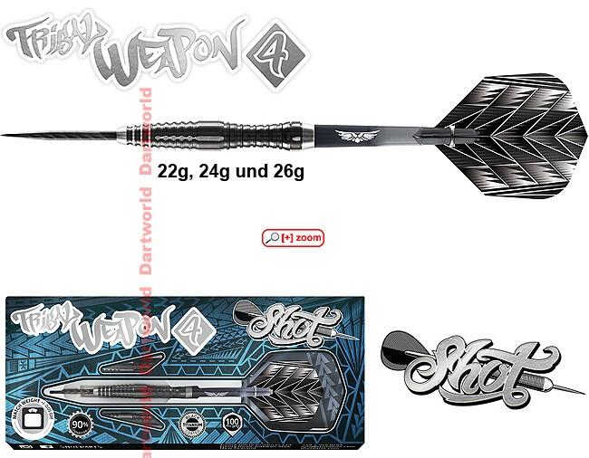 SHOT Tribal Weapon 4 CW