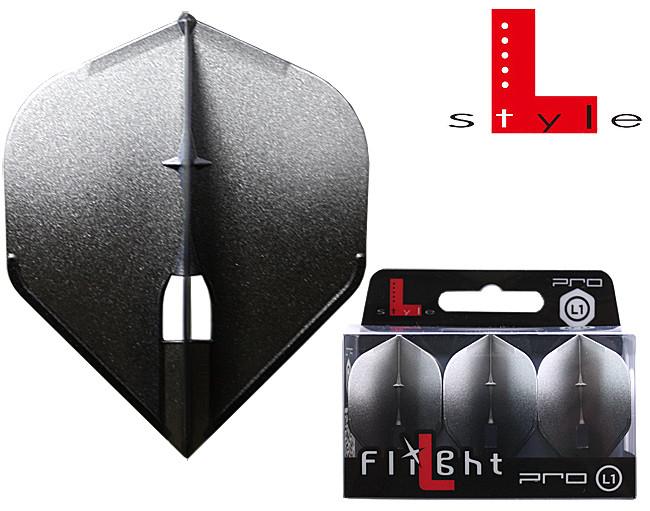 L-STYLE CF Two Tone L1 Pro Standard Black/Silver