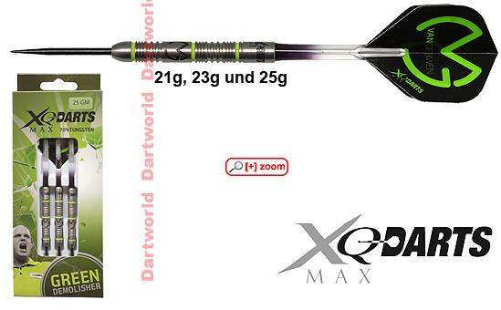 XQ-MAX Demolisher (Michael van Gerwen)