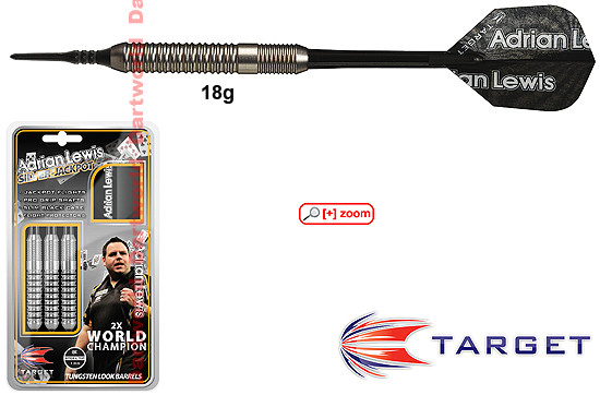TARGET Adrian Lewis Silver Jackpot