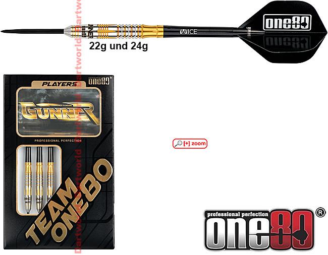 ONE80 Gunner (Lourence Ilagan)