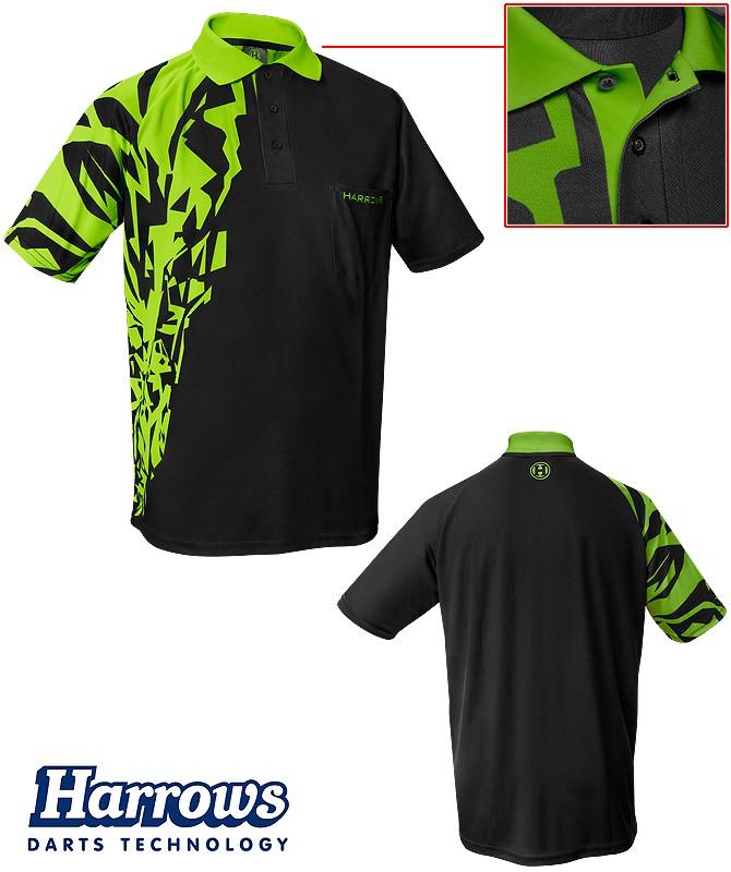 HARROWS Rapide Shirt green