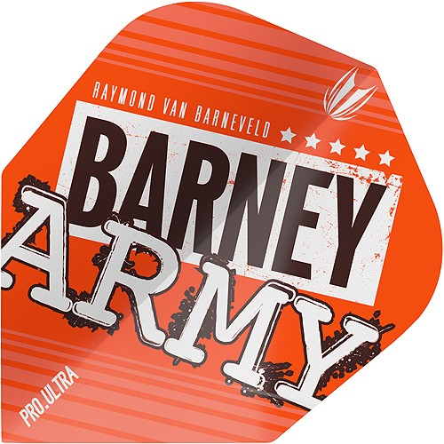 TARGET Barney Army Pro.Ultra Orange No6