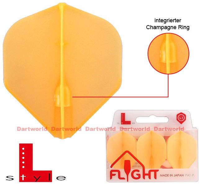 L-STYLE Champagne Flights L1 Standard EZ Orange