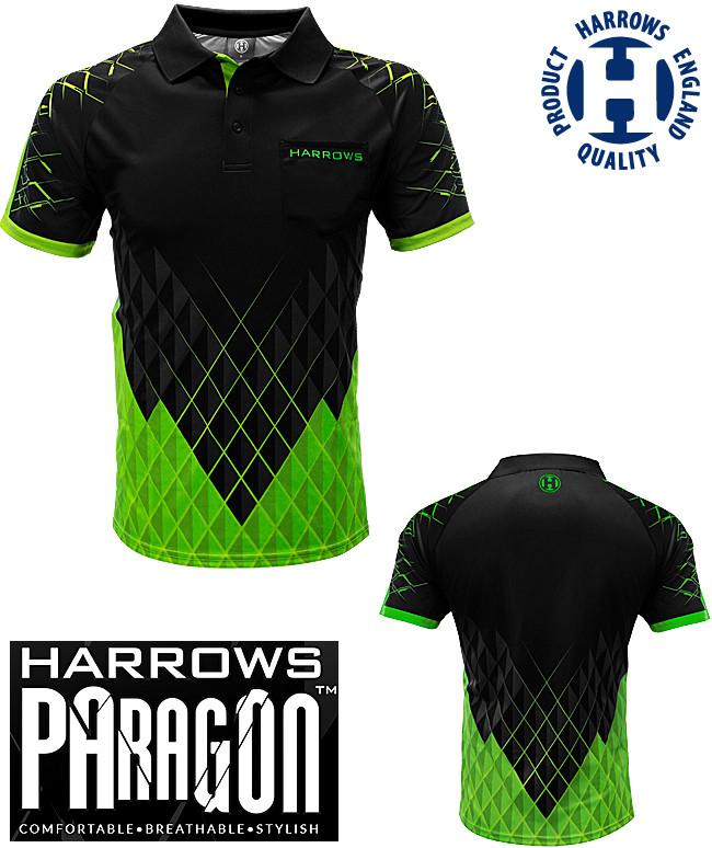 HARROWS Paragon Shirt Green