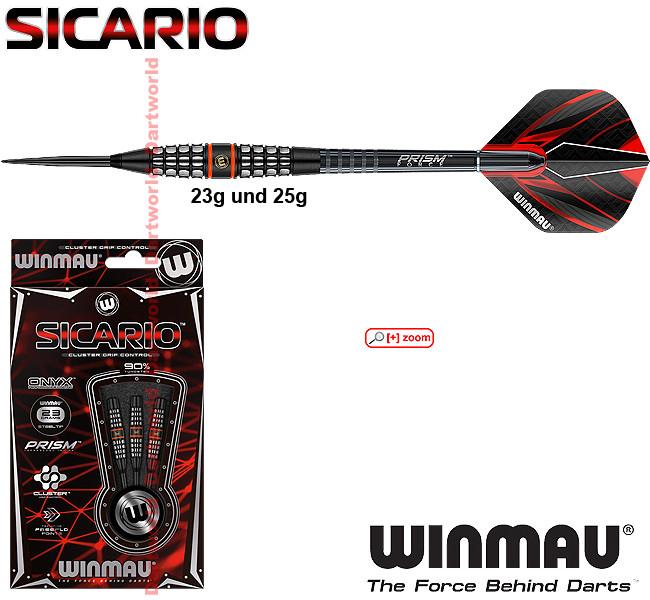 WINMAU Sicario 90%