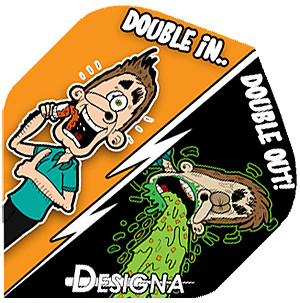 """DESINGA """"Double in/out"""""""