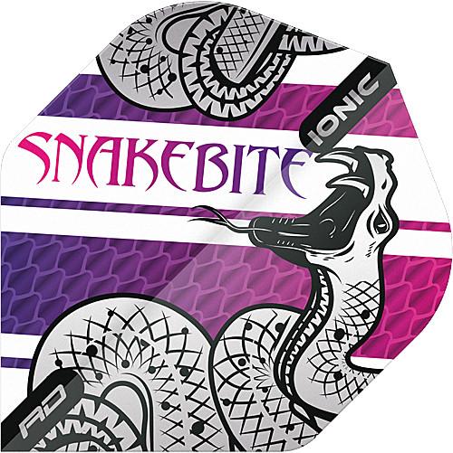RED DRAGON Hardcore Snakebite Coiled Snake Purple
