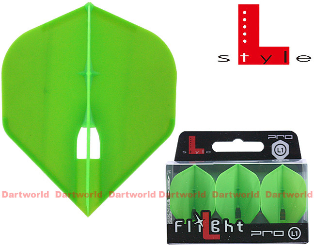 L-STYLE Champagne-Flights L1 Standard Lime-Green
