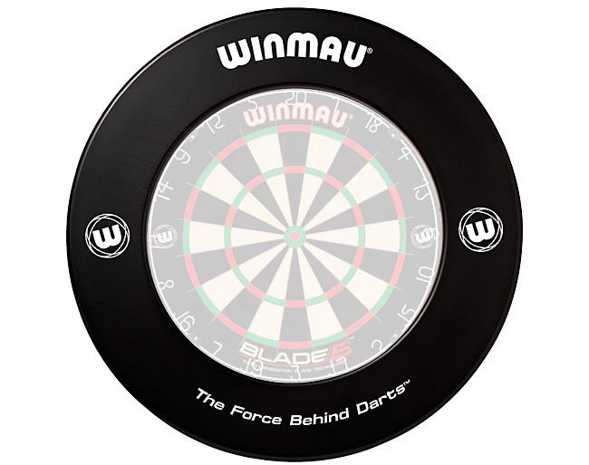 WINMAU Surround schwarz einteilig