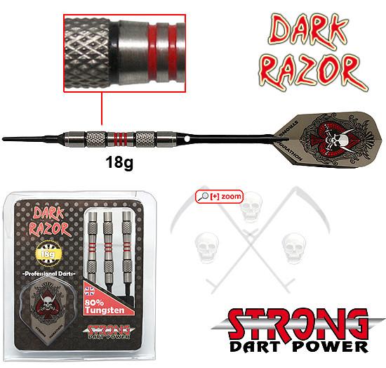 STRONG Dark Razor