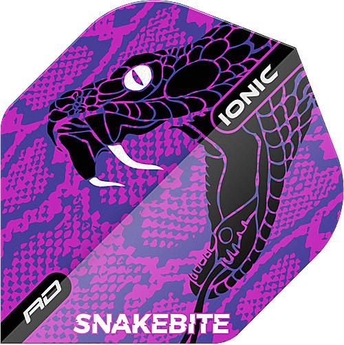 RED DRAGON Hardcore Ionic Snakebite Purple Head