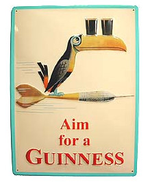 Aim For A Guinness