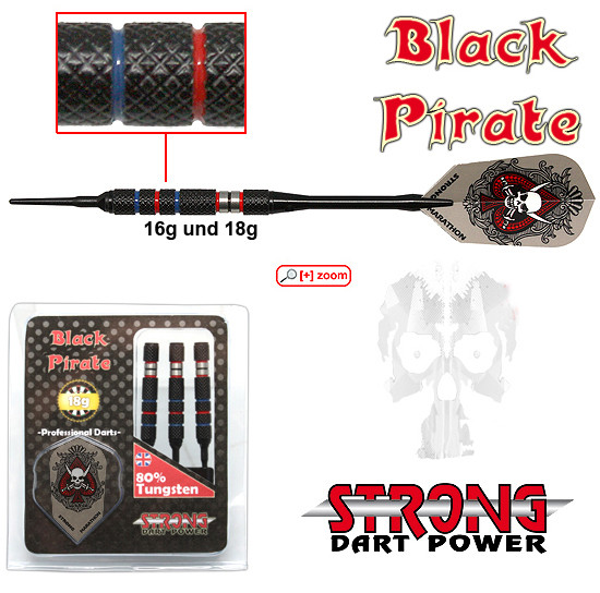 STRONG Black Pirate