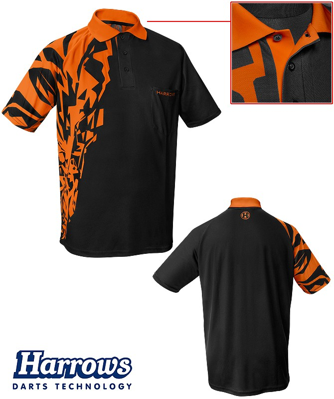 HARROWS Rapide Shirt orange