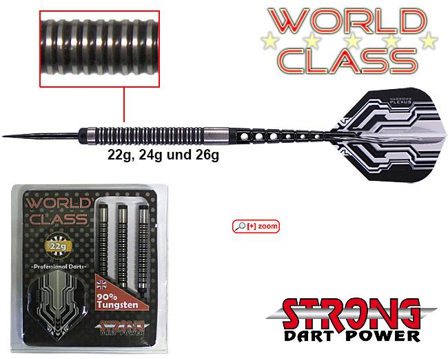 STRONG World Class