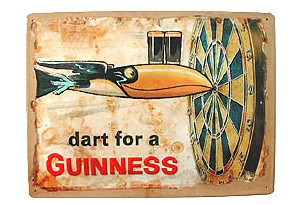 Dart For A Guinness