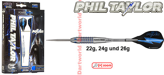 TARGET 9FIVE (Phil Taylor)