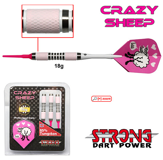 STRONG Crazy Sheep