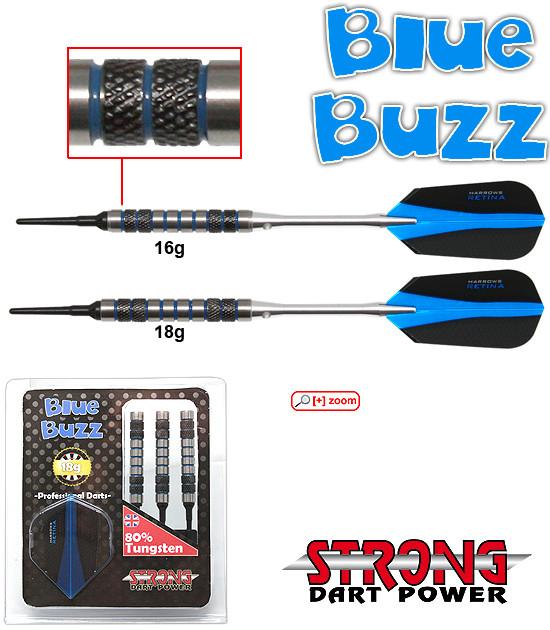 STRONG Blue Buzz