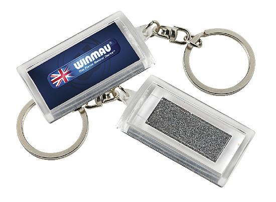 WINMAU Pro Key Ring Sharpener