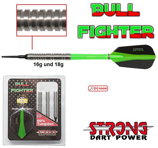 STRONG Bullfighter