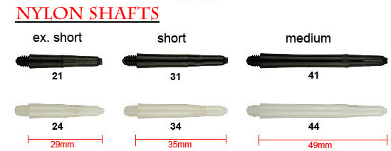 Nylon Shafts
