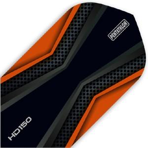 Pentathlon HD150 Flights orange/black Slim