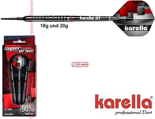 KARELLA SuperDrive black Softdarts