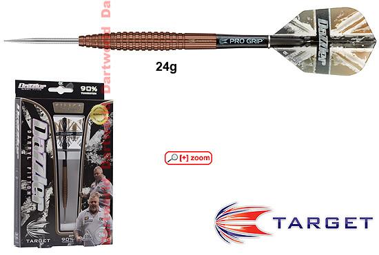 TARGET Darryl Fitton Silica (Dazzler)