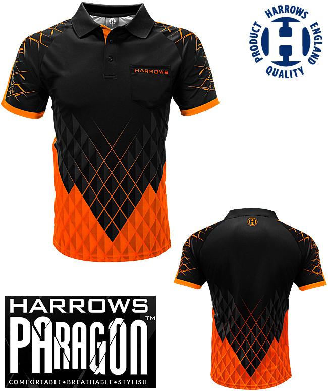 HARROWS Paragon Shirt Orange