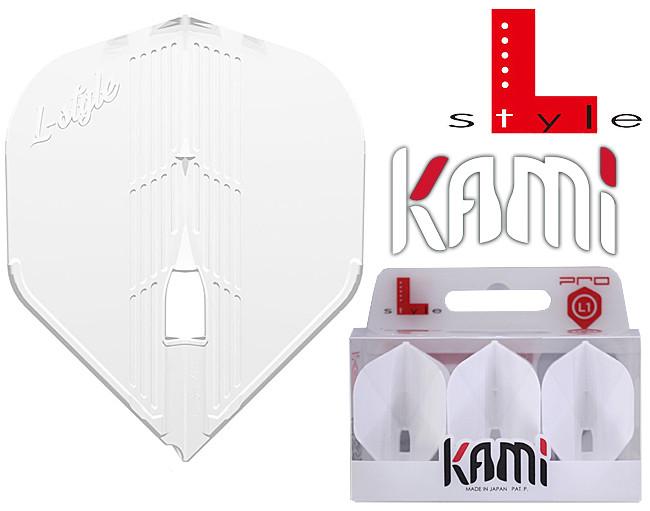 L-STYLE L1 PRO Standard KAMI White