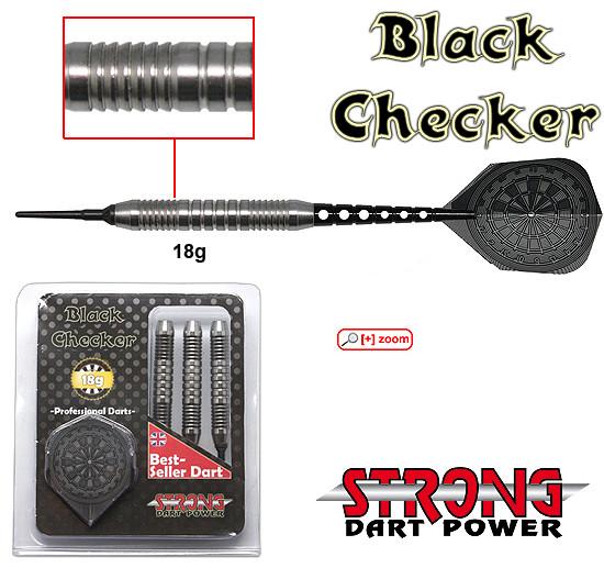 STRONG Black Checker