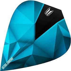 TARGET Shard Ultra.Chrome Azzurri Kite
