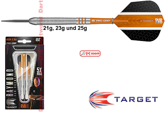 TARGET RVB80 Raymond van Barneveld