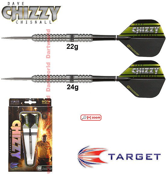 TARGET Dave Chisnall Chizzy